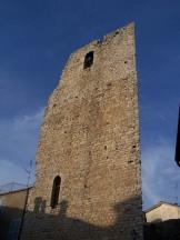33 - Lago Trasimeno - San Savino - La torre treangolare