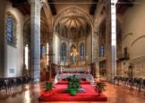 32 -Gubbio. Interno chiesa-di-San-Francesco-