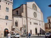 4 - Cattedrale di San Feliciano , dedicata a san Feliciano di Foligno fu eretta su sito probabile di un edificio sacro del IX-X secolo, in cui la tradizione vuole che fosse stato sepolto il santo.