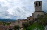 5 - La Cattedrale di Gubbio (Duomo di Gubbio o Basilica dei Santi Mariano e Giacomo martiri) fu costruita negli ultimi vent'anni del dodicesimo secolo
