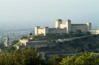 5 - Spoleto, Rocca Albornoziana
