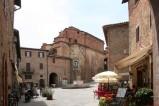 55 - Lago Trasimeno-Paciano appartiene alla lista dei Borghi più belli d'Italia ed ha origini romane-etrusche.
