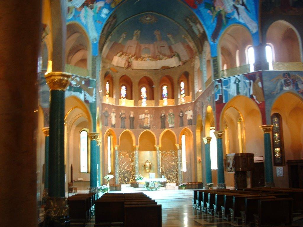 Cascia nessunapretesa for Basilica di santa rita da cascia