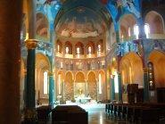 6 - Cascia Basilica di Santa Rita interno