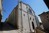 6 -La Cattedrale di Gubbio (Duomo di Gubbio o Basilica dei Santi Mariano e Giacomo martiri) fu costruita negli ultimi vent'anni del dodicesimo secolo