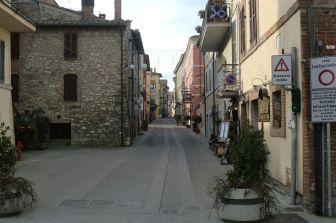7 - Castiglione del Lago- centro storico-