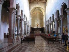 8 - interno-Concattedrale della Santissima Annunziata