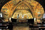8 - Affreschi nella basilica inferiore