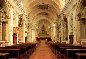 9- Città di Castello interno chiesa di San Francesco_