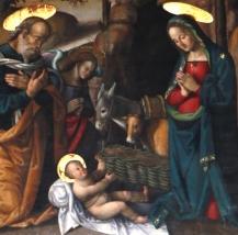 9 - La Cattedrale o Duomo di Gubbio contiene la Natività di Gesù di Giuliano ...