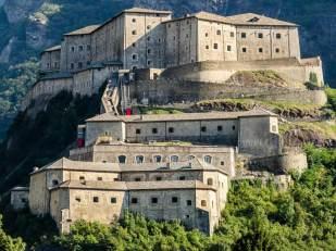 22 - Valle d'Aosta - Forte Bard-