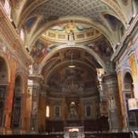 11 - L'interno del Duomo di Amelia-