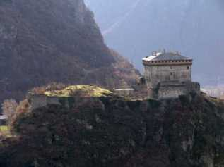 31 - Castello di Verres Valle d'Aosta