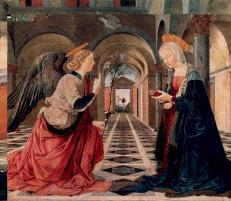 19 - Piermatteo_d'amelia_-_Annunciation,_c__1475
