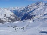 21 - Cervinia Una bella immagine della Valle di Zermatt