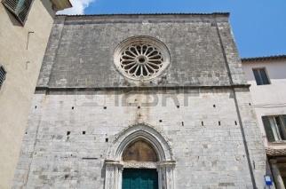 26 - Chiesa di S. Agostino Amelia Umbria Italia