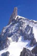 24 - Monte Bianco il dente del gigante 4810m