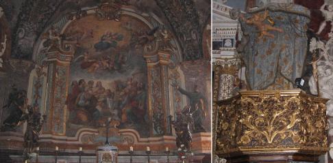 24,4 - Terni-Collescipoli- S. Maria Maggiore- interior