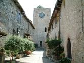 32 -Arrone - Il Castello e la torre
