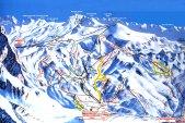 13 - Cervinia-350 km di piste che permettono di sciare per tutta la giornata senza ripetere mai la stessa pista, alternando percorsi più semplici a più impegnativi.