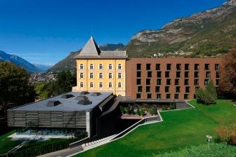 61 - il nuovo Centro Congressi del Saint-Vincent Resort & Casino