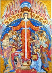 7 -Duomo di Terni - Cappella di Maria -Madre della Chiesa-
