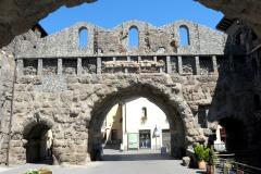 85- La Porta Praetoria