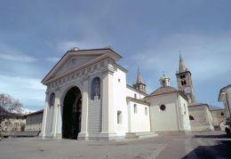 92- Duomo di Aosta - Cattedrale di Notre-Dame di Aosta Intitolata a Santa Maria Assunta e a San Giovanni Battista
