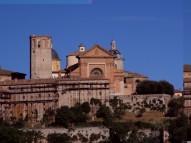 9 - Duomo do Amelia- L'antica cattedrale di Amelia risale alla fine del IX secolo; quell'edificio fu distrutto dalle truppe di Federico II nel XIII secolo e ricostruito in stile gotico. Anche questo edificio fu distrutto da un incendio nel 1629 e riedificato in forme barocche. La facciata è stata completata nel XIX secolo, dopo un rovinoso terremoto nel 1822.