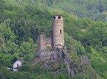 110 - Morgex-Il Castello di Chatelard.-