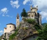 116 - Castello e parrocchiale di Saint-Pierre