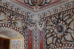 110 - Aosta -Interno- Castello di Sarre -