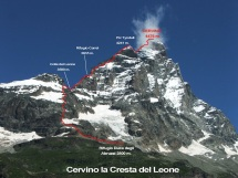 38 - Cresta del Leone