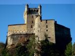 115 - Il castello di Saint-Pierre rappresenta, assieme agli altri numerosi castelli, torri e case forti della Regione, un'importante testimonianza del passato