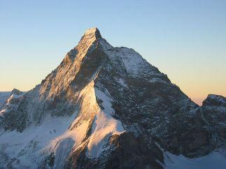34 - La cresta nord-ovest, detta Cresta di Zmutt
