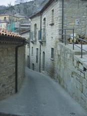 12 - Via del borgo di Castelmezzano POTENZA -
