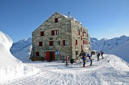18 - Monte Rosa-Rifugio -