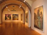 15 - Quarantadue dipinti di grandi dimensioni, ospitati nella Galleria Civica di Palazzo Loffredo, a Potenza, tracciano il percorso artistico di Carmelo Zotti