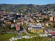 2 - Panorama della città di Potenza- Il capoluogo di Regione più alto d'Italia-