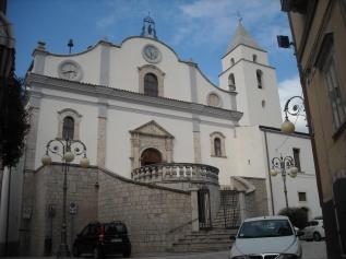 20 - Chiesa di Santa Maria del Sepolcro- La chiesa S. Maria del Sepolcro è stata eretta nel 1266 su un antico oratorio dei Templari e si trova nel Rione S. Maria, quartiere a nord del centro storico.