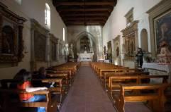 35- Pietrapertosa- interno del Convento di San Francesco.