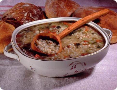 52 - Buon Appetito con la zuppa-valdostana
