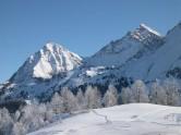 7 - Montagne d'inverno, Pila Valle d'Aosta