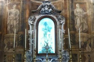 7 - Potenza, interno del San Gerardo