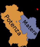 - basilicata- Province-