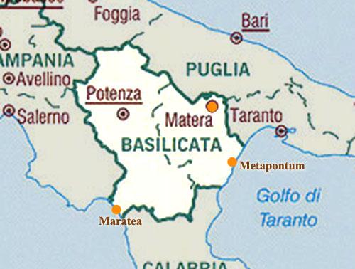 Basilicata Cartina Confini.Viaggio A Potenza Cap Di Provincia Nessunapretesa
