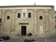 16,1 - Castelmezzano- Chiesa Madre di Santa Maria dell'Olmo è uno degli edifici religiosi lucane presenti nel comune di Castelmezzano (PZ).