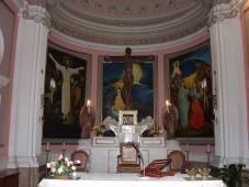 34 - Potenza, La chiesa di San Rocco -interno