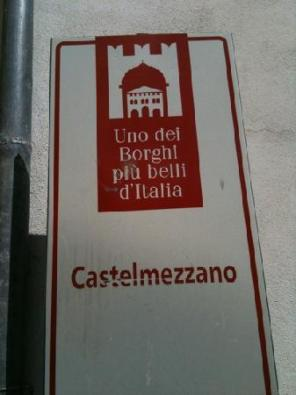 1 - Uno dei Borghi più belli d'Italia