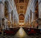 125 - Duomo di Napoli- la magnifica navata centrale